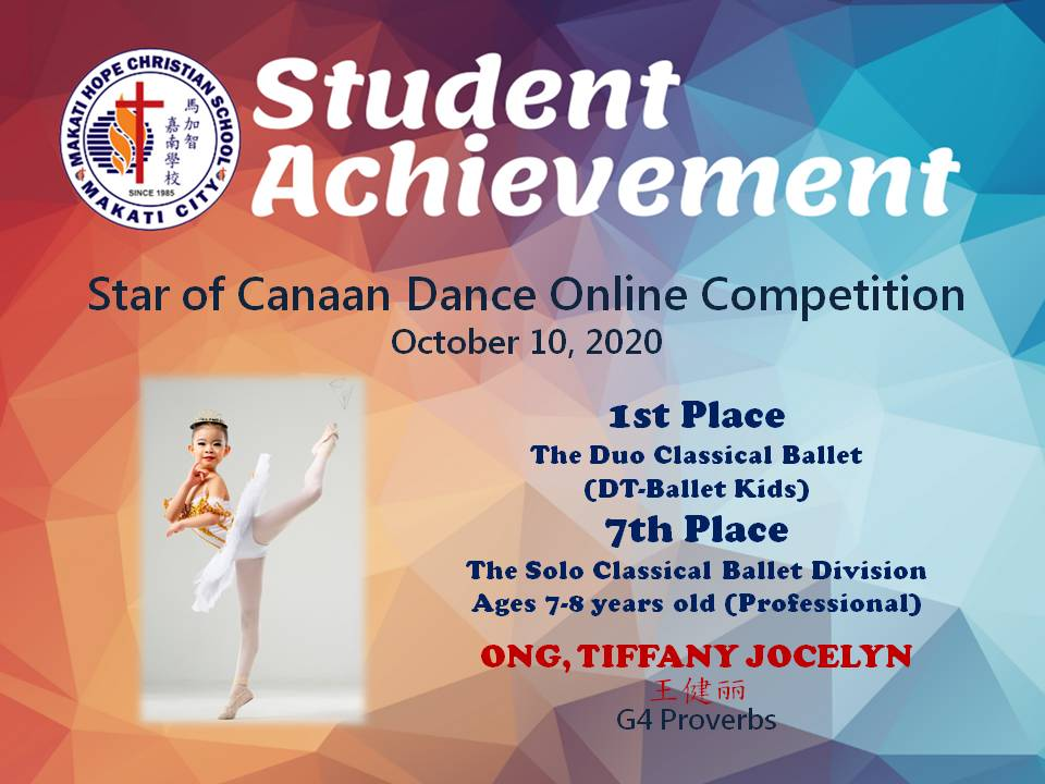 Star of Canaan Dance Online Competition