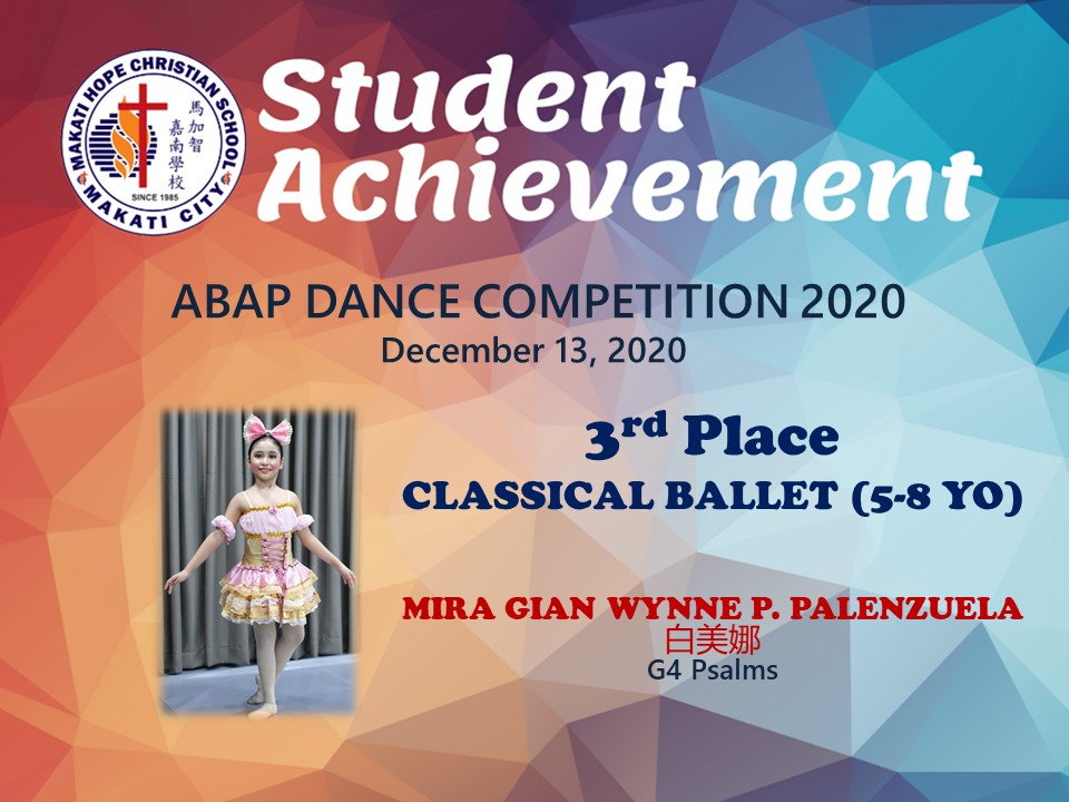 ABAP DANCE COMPETITION 2020