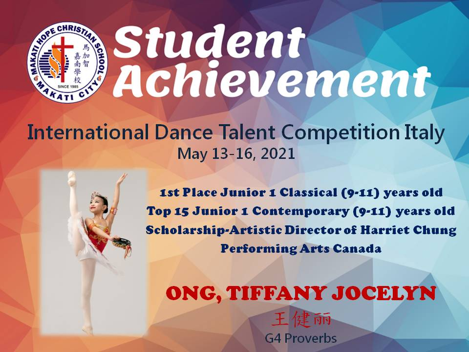 International Dance Talent Competition Italy