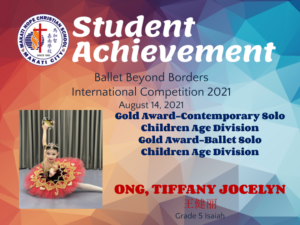 Ballet Beyond Borders International Competition 2021
