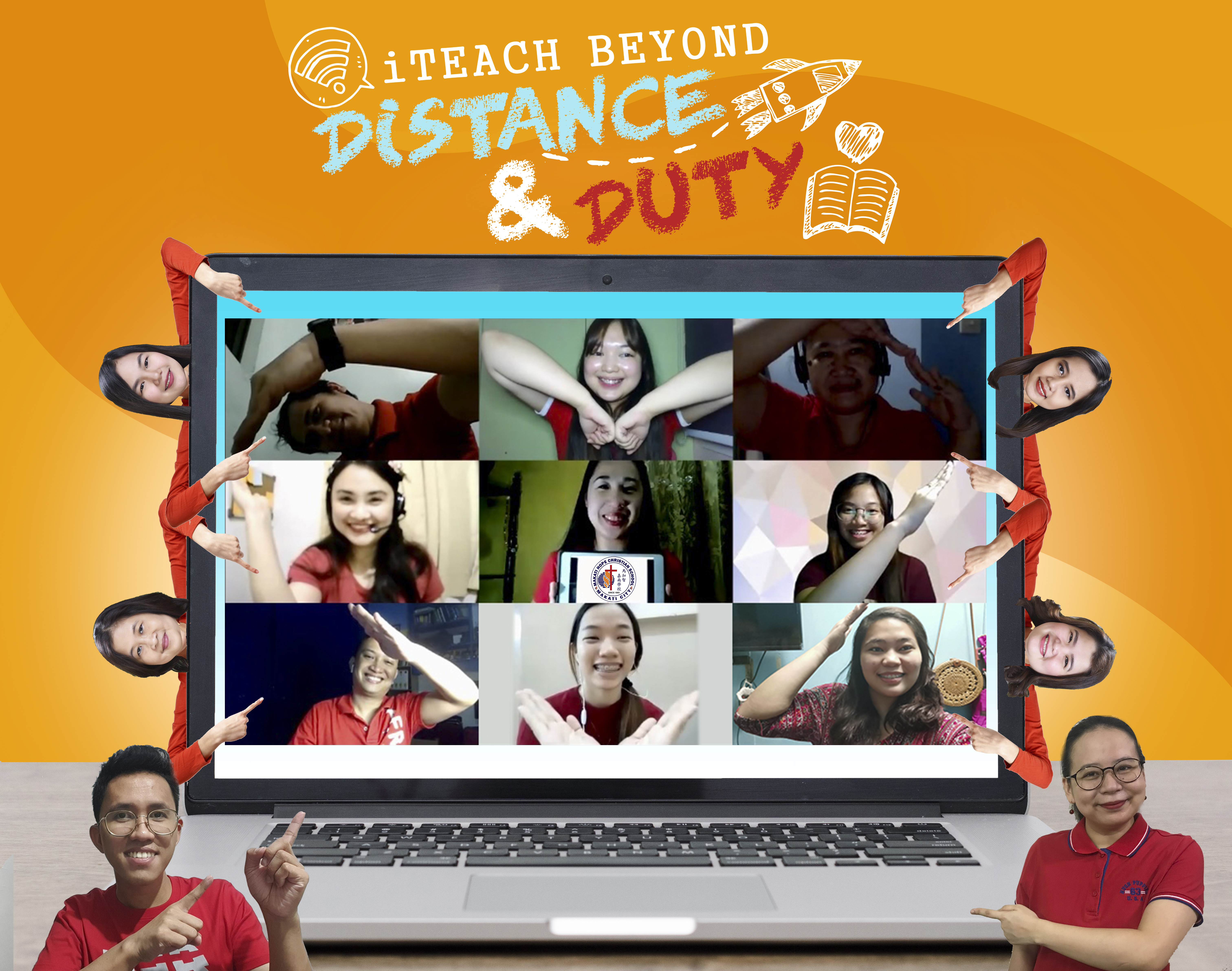A LOOK INTO THE FIRST ONLINE TEACHERS' DAY