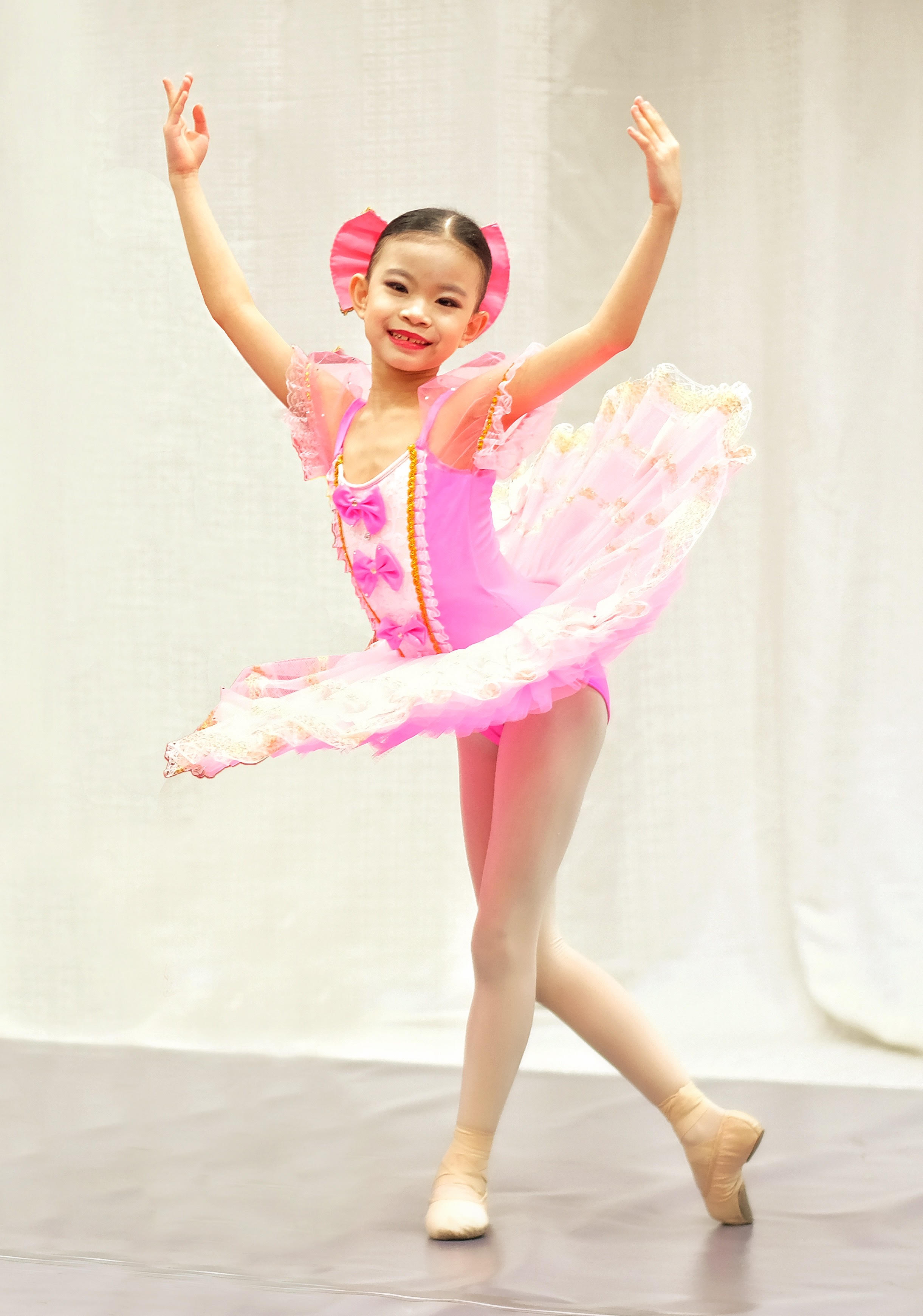 BALLERINA BAGS 5 GOLDS IN ONLINE COMPETITIONS